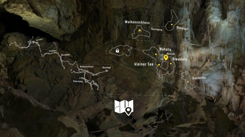 Höhlentrekking leicht gemacht