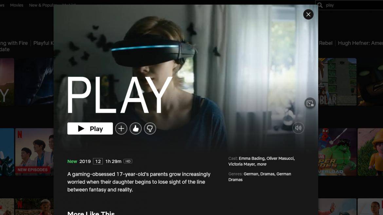 Jetzt auf Netflix verfügbar